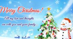 Still searching for an apt #ChristmasCard for your family? Wish them #MerryChristmas with this #ecard.
