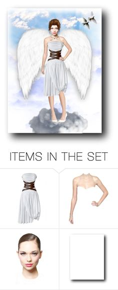 """My Angel Kate"" by rboowybe ❤ liked on Polyvore featuring art and contestentry"
