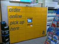 SPAR launches Amazon Lockers in store
