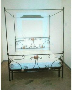 Wrought Iron Beds, Oversized Mirror, Furniture, Php, Home Decor, Decoration Home, Room Decor, Home Furnishings, Rod Iron Beds