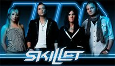 Skillet is a Christian rock band formed in Memphis, Tennessee in 1996 and based in the United States. The band currently consists of husband and wife John (lead vocals, bass) and Korey Cooper (rhythm guitar, keyboards, backing vocals), along with Jen Ledger (drums, vocals) and Seth Morrison (lead guitar).