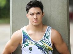 Arthur Nory Oyakawa Mariano Brazilian Artistic Gymnast, Olympian, Rio de Janeiro 2016, Medalist