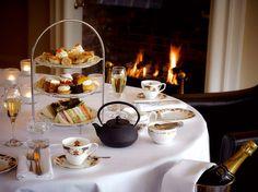 The Angel Hotel in Abergavenny #restaurant