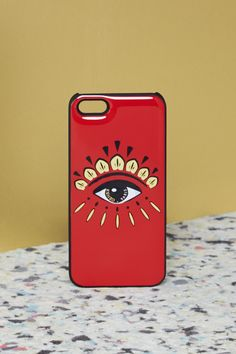 Kenzo Eye iPhone 5 Case - Kenzo Eye Women - Kenzo E-shop