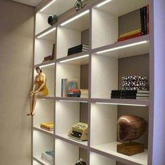 Organização, estilo e ótimo design.