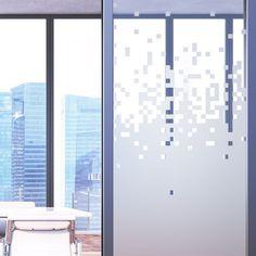 in the house Glass Sticker Design, Glass Film Design, Office Graphics, Window Graphics, Bureau Design, Frosted Window Film, Office Signage, Glass Office, Office Interiors