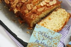 Orange and almond loaf cake with maple syrup recipe - goodtoknow