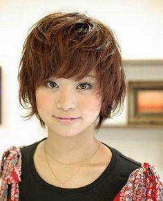 Cute Short Hairstyles for Teen Girls