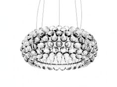 Buy the Foscarini Caboche LED Suspension Light online at Nest.co.uk