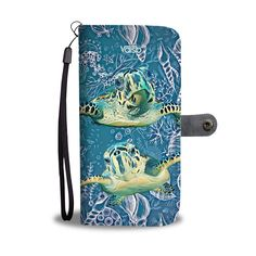 Cmyk printing hard plastic business cardscredit card size custom sea turtle custom print rfid blocking wallet case colourmoves