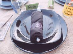Harry Potter themed Birthday Dinner I made for Erika.