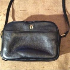 Aigner Leather Cross Body Purse Aigner Leather Cross Body Purse Aigner Bags Crossbody Bags