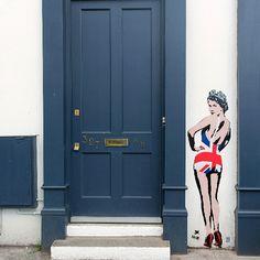 queen street art london