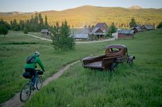 Bike Touring Special: The 500-Mile Idaho Hot Springs Mountain Bike Route | adventure journal
