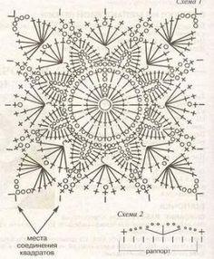 crochet motif by john