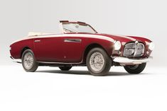 1951 Ferrari 212 Inter Cabriolet Included For Bonhams Quail Lodge Auction
