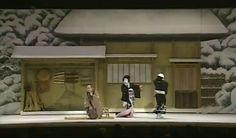 """ Ninikuchi-mura "" v.Cikamatsu Monzaemon Bühne 1"