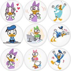 "MICKEY MOUSE 1.75"" Badges Pinbacks, Mirror, Magnet, Bottle Opener Keychain http://www.amazon.com/gp/product/B00C2ZBEUG"