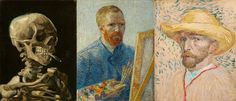 Top-3 so far of our voting contest Your favourite Vincent theme 6:  1. Head of a skeleton with a burning cigarette, 1886  2. Self-portrait as a painter, 1887-1888  3. Self-portrait with straw hat, 1887    Will this still be the top-3 until Sunday? Bring out your votes before 30 September midnight and we will tell you next week!    Join the contest: http://apps.facebook.com/yourfavouritevincent