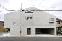 為傷殘人士設計的前衛住宅 - Torafu Architects - 城市美學新態度