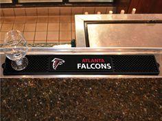 "MY TEAM MATS - NFL - Atlanta Falcons Drink Mat  3.25""x24"", $16.99 (http://www.myteammats.com/nfl-atlanta-falcons-drink-mat-3-25x24/)"