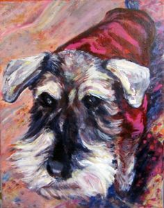 Rosie, Acrylic, 11 x 2013 Science Art, Pets, Painting, Animals And Pets, Painting Art, Paintings, Paint, Draw