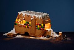 Maravillas de Navidad en Jenjibre