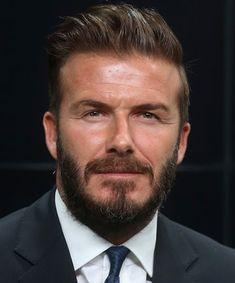 David Beckham Signs Deal to Launch His Own Lifestyle Brand. Beckham and Simon Fuller have inked a deal with Global Brands Group. David Beckham Photos, David Beckham Team, Style David Beckham, Gato Gif, Marlon Teixeira, Jon Kortajarena, Star Wars, Charming Man, Daniel Craig