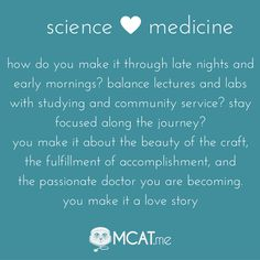 Passion for #science and #medicine!