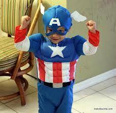 Resultado de imagem para festa infantil capitão america