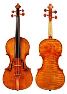 Giuseppe #Guarneri del Gesù (1698-1744) - #Violin *Sennhauser* - Cremona (1735) #music