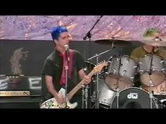 Green Day - When I Come Around @ Live Woodstock 1994 HD
