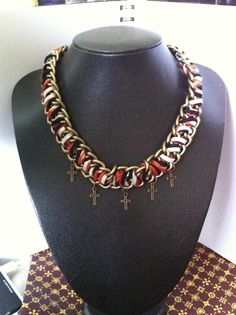 My 1st DIY necklace