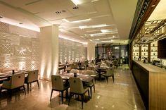 Seven Sands Restaurant Interior at The Beach, JBR - Dubai | By TAO Designs LLC | #InteriorDesign #HospitalityDesign #HospitalityInterior #HotelInterior #BarInterior #ClubDesign #RestaurantDesign #RestaurantInterior #LuxuryInterior #ElegantInterior | Visit: http://goo.gl/UXoQVr