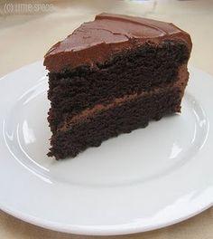 Barefoot Contessa Chocolate Coffee Cake With Espresso Er Cream Best Ever