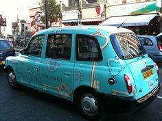 tiffany taxi.. love!
