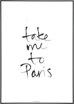 take me to Paris  Inspiration - charlotte van der schoot