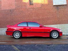 BMW e36 m3!