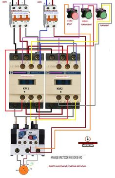 phase controller wiring phase failure relay diagram di on line