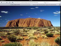 Uluru by Ladigue_99