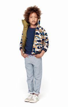Bellerose SS 14, nuevas colecciones de moda infantil primavera-verano http://www.minimoda.es