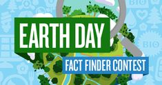 Earth Day Contest runs from Jan 29 - Jan 31, 2018. The winner wins 100 points. Participants earn 20 points.