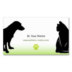 141 best vet business cards images on pinterest business cards veterinarian business card colourmoves