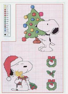 Snoopy navideño