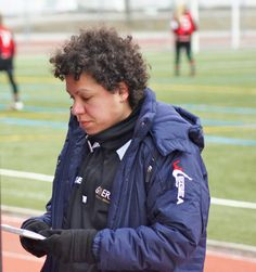 Jennifer Meier - Fotbollsinstruktör