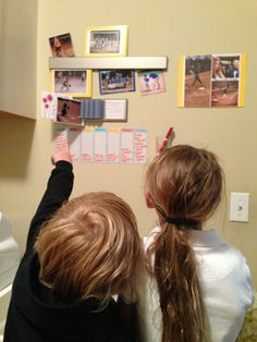 Help Kids to Understand and Organize their Sports' Schedules....