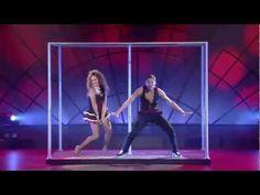 "Kalila&Delano: Broadway Jazz (""Show Me How You Burlesque"" - Christina Aguilera)"