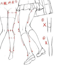 Exceptional Drawing The Human Figure Ideas. Staggering Drawing The Human Figure Ideas. Leg Reference, Body Reference Drawing, Anatomy Reference, Art Reference Poses, Drawing Legs, Body Drawing, Anatomy Drawing, Drawing Poses, Drawing Skills