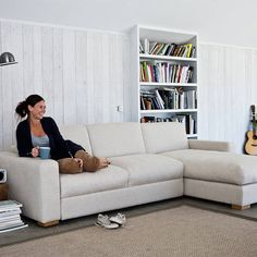 Henry Corner Sofa Bed With Storage  Nice comfy moderncorner sofa with sofa bed and storage. With corner sofas, you limit room layout...