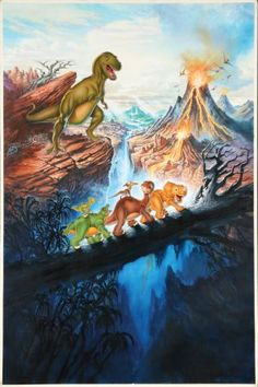 The Land Before Time Movie 1988 - Bing Images